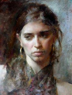 Mary Qian. Artista