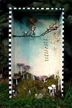 Pixie Hill: A very big shrine