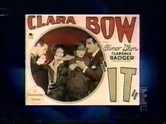 'Clara Bow' 1of2 from Mysteries and Scandals