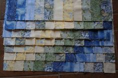 Tutorial on bargello patterns Colchas Quilt, Bargello Quilt Patterns, Bargello Quilts, Jellyroll Quilts, Quilt Patterns Free, Sewing Patterns, Quilting Templates, Quilting Tutorials, Quilting Projects