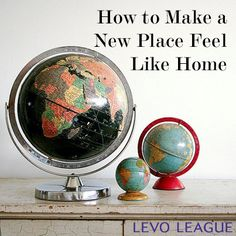 Tips for settling in to a new city  Repinned by www.dwellus.com