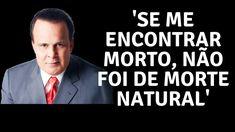 Lair Ribeiro faz uma séria advertência - Ele está correndo um risco enor...