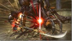 Toukiden: Kiwami is set to slash its way into your PS4 and PS Vita library this March 27th