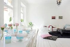 white floorboards - Google Search
