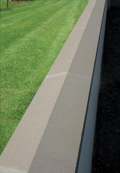 details zu mauerabdeckung ma5 mit profile sandstein 60x35x10 cm grau s ulenabdeckung pinterest. Black Bedroom Furniture Sets. Home Design Ideas