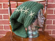 Video game crochet patterns: Link hat crochet pattern by Lara