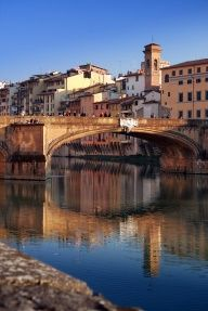 Arno River, Florence Italy