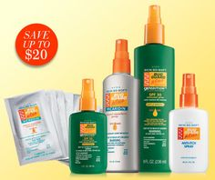 AVON - Skin So Soft Bug Guard is on sale  order yours today@ www.youravon.com/gailmorris