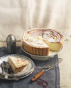 Screen shot at French Desserts, Köstliche Desserts, Delicious Desserts, Sweet Recipes, Cake Recipes, Dessert Recipes, Desserts With Biscuits, Recipe Tin, Thermomix Desserts