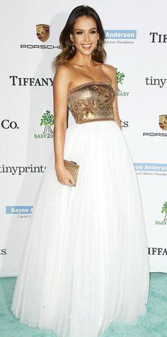 Jennifer Aniston in Zuhair Murad