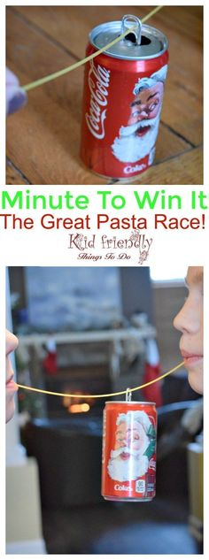 Kid Friendly Easy Minute To Win It Games for Your Party - Simple and fun games f. Kid Friendly Easy Minute To Win It Games for Your Party - Simple and fun games for your holiday, school, New Years, or anytime party! Christmas Games For Kids, Holiday Games, Fun Games For Kids, Christmas Party Games, Birthday Party Games, Minute To Win It Games For Adults, Games For Parties, Minute To Win It Games Christmas, Teen Games