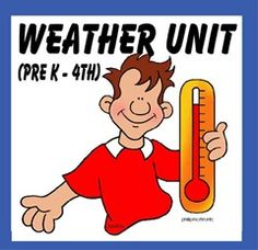 Free Weather Unit Workseets