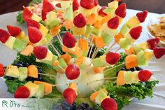 Fresh+Fruit+Trays | you can t beat a fruit platter just like the vegetable platter this is ...