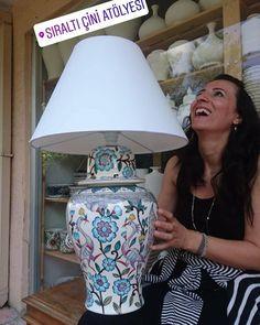 Yolu açık olsun 🤗 Blue Pottery, Pottery Vase, Pottery Painting, Ceramic Painting, Homemade Home Decor, Scandinavian Folk Art, Pots, Blue Bedroom, Paper Clay