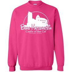 Burg Katzenstein Castle - Germany T-Shirt