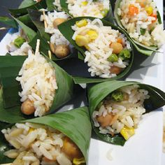My shrimp and wild rice presentation things i make pinterest nice fried rice presentation ccuart Image collections