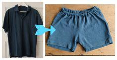 Vom Polo-Shirt zum Polo-Short