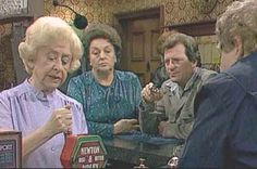 Coronation Street - watched it then