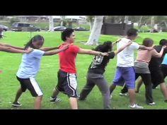 juegos al aire libre para jóvenes