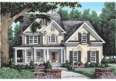 Frank Betz Associates, Inc. The MacGregor House Plan DDWEBDDFB-773