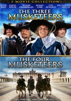The Three Musketeers (1974)/The Four Musketeers DVD
