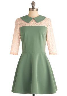 Jade with Love Dress | Mod Retro Vintage Dresses | ModCloth.com