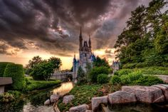 Castle Falls, Walt Disney World, Orlando, Florida  Photo by : Jeff Fillmore