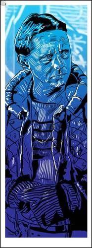 Tim Doyle J.F. Sebastian Blade Runner AP Poster/Print William Sanderson S/N'd | eBay