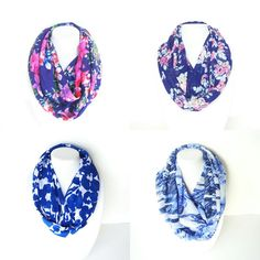 Some blue beauties from our scarf collection 💙💙💙