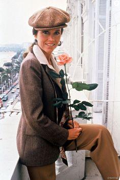 Jane Fonda en 1974.