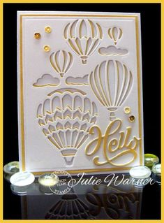 760 best Cards with die cuts images