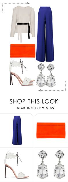 """""""#CantThinkOfACoolTitle"""" by konstantinaaabour ❤ liked on Polyvore featuring Emilio Pucci, Jimmy Choo, Francesco Russo and Kenneth Jay Lane"""