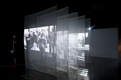 Sang Eun Lee, Passing By (2013), Video installation