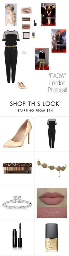 """""""""""Captain America: Civil War"""" London Photocall"""" by nerdbucket ❤ liked on Polyvore featuring Valentino, Topshop, Urban Decay, Chanel, Blue Nile, Givenchy, Bobbi Brown Cosmetics and NARS Cosmetics"""