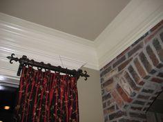 Mini Curtain Rod