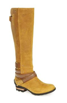 18713017470e3 SOREL Lolla Water Resistant Tall Boot (Women) Sorel Boots, Cold Weather  Boots,