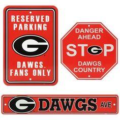 Georgia Bulldogs 3-Piece Kit