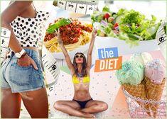 ΔΙΑΙΤΑ ΓΙΑ ΚΑΨΙΜΟ ΛΙΠΟΥΣ: Μείωσε τους πόντους από όλο το σώμα και ετοιμάσου για τις διακοπές   tlife.gr Healthy Salads, Lily Pulitzer, Health Fitness, Diets, Fitness Foods, Fitness, Banting, Health And Fitness, Cleanses