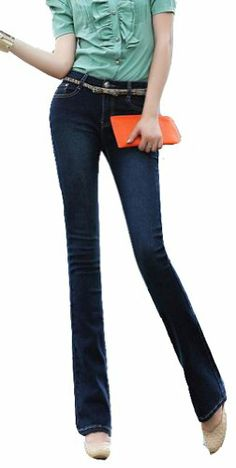 Small Jeans women Trousers