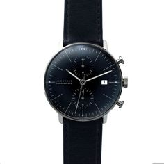 JUNGHANS Max Bill Chronoscope — ANCHOR DIVISION