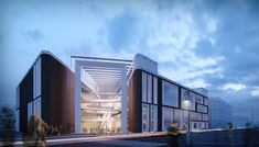 Tretyakov Gallery Winning Proposal / SPEECH Architectural Office