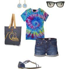 Tye - Dye outfit