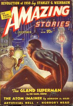 Amazing Stories (Oct 1938)