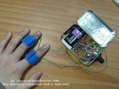 How do I create a portable handy lie detector in Altoid Tin?How to make a portable handy lie detector in Altoid tin ML: It could be an important tool, but keep in mind that it Electronics Gadgets, Tech Gadgets, Cool Gadgets, Spy Gadgets For Kids, Office Gadgets, Baby Gadgets, Electronics Accessories, Phone Gadgets, Kitchen Gadgets