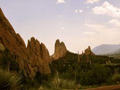 Colorado- Garden of the Gods <3