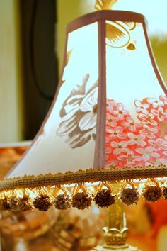 Custom Made Lampshades Available In Any Colour In Any Shape