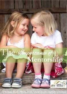 In this podcast, authors Israel and Brook Wayne tackle the topic of mentorship, it's importance and how to find a good mentor.