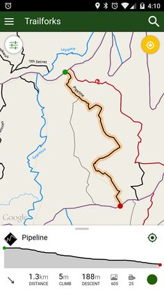 Mountain Biking Margaret River Loads Of Choice Mobile App - Trail map apps
