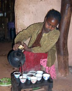"""""""Where there is coffee, may there be peace and prosperity."""" ---Traditional Ethiopian blessing"""