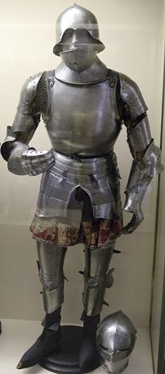 1475 – 1500 Paris, France, Musée de l'Armée (Les Invalides), Spanish Images courtesy of Doug Strong, AAF ID. medieval period